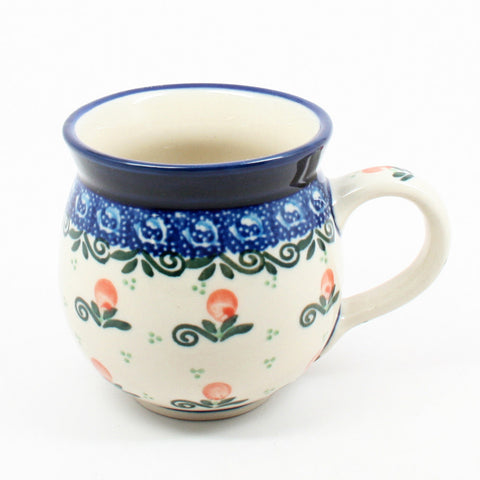 polish-pottery-ladies-mug-#766