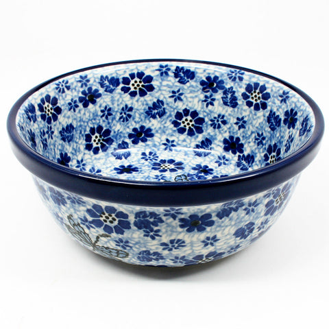 polish-pottery-22oz-cereal-bowl-#1443