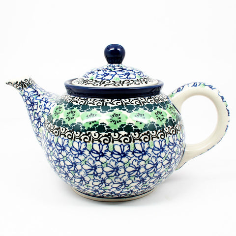 polish-pottery-30oz-teapot-#1479