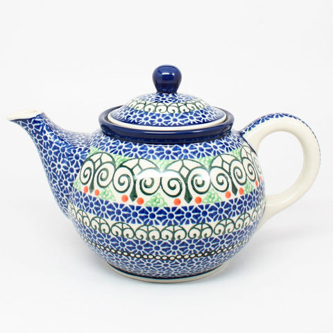 polish-pottery-30oz-teapot-#826