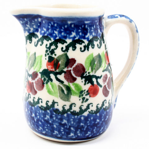 polish-pottery-mini-toothpick-holder-#1418
