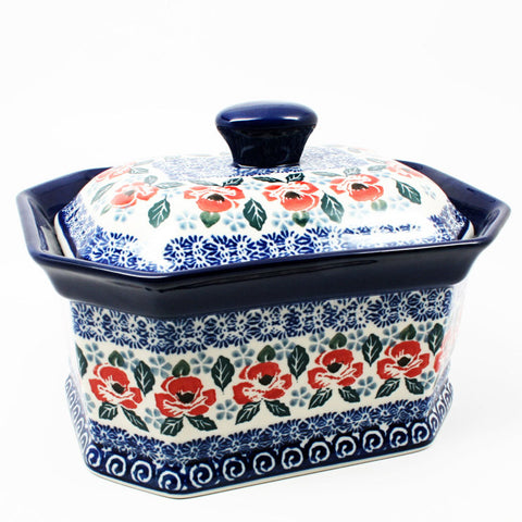 polish-pottery-50oz-cake-box-#1490