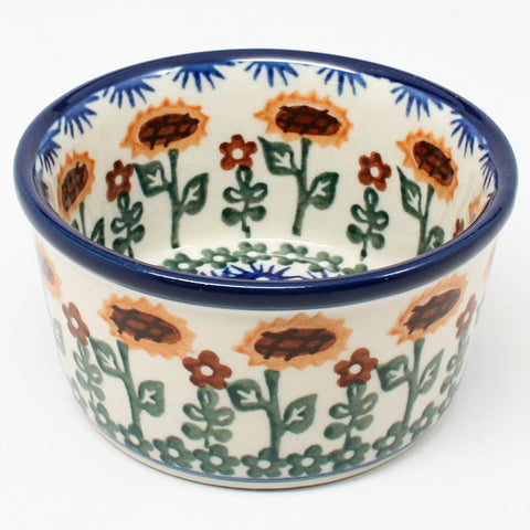 polish-pottery-ramekin-#1207