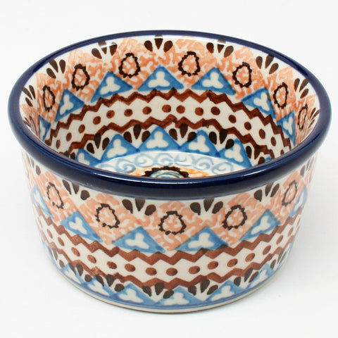 polish-pottery-ramekin-#1359