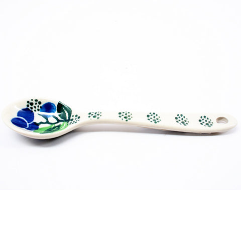 polish-pottery-small-spoon-#1416