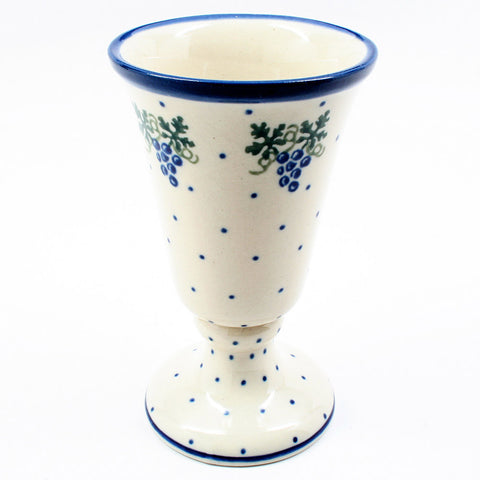 polish-pottery- goblet-#1440