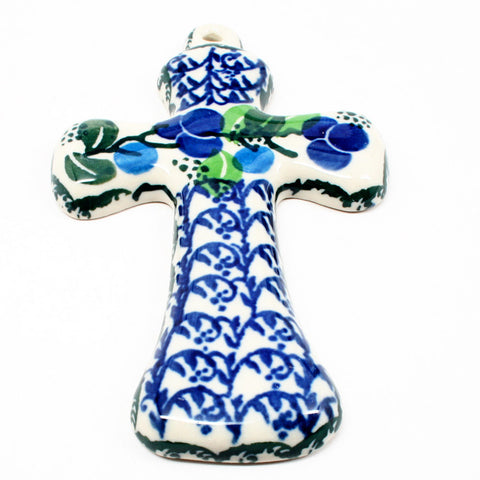 polish-pottery-medium-cross-#1416