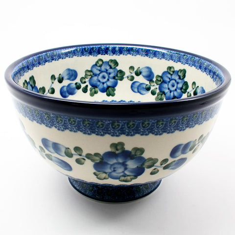 polish-pottery-bowl-#163