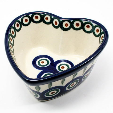 Heart Shaped Ramekin #054