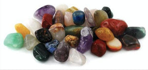 Energy Stones In A Pouch