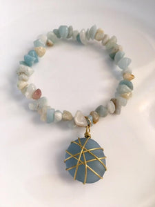 Sea Glass Collection Bracelets