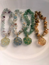 Load image into Gallery viewer, Sea Glass Collection Bracelets