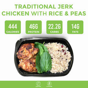 Traditional Jerk Chicken