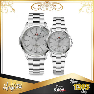 Merge Couple Watch (2pcs) C1