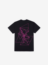 Load image into Gallery viewer, ERYS: TOUR T-SHIRT, BLACK