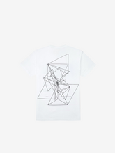 Load image into Gallery viewer, ERYS: TOUR T-SHIRT, WHITE