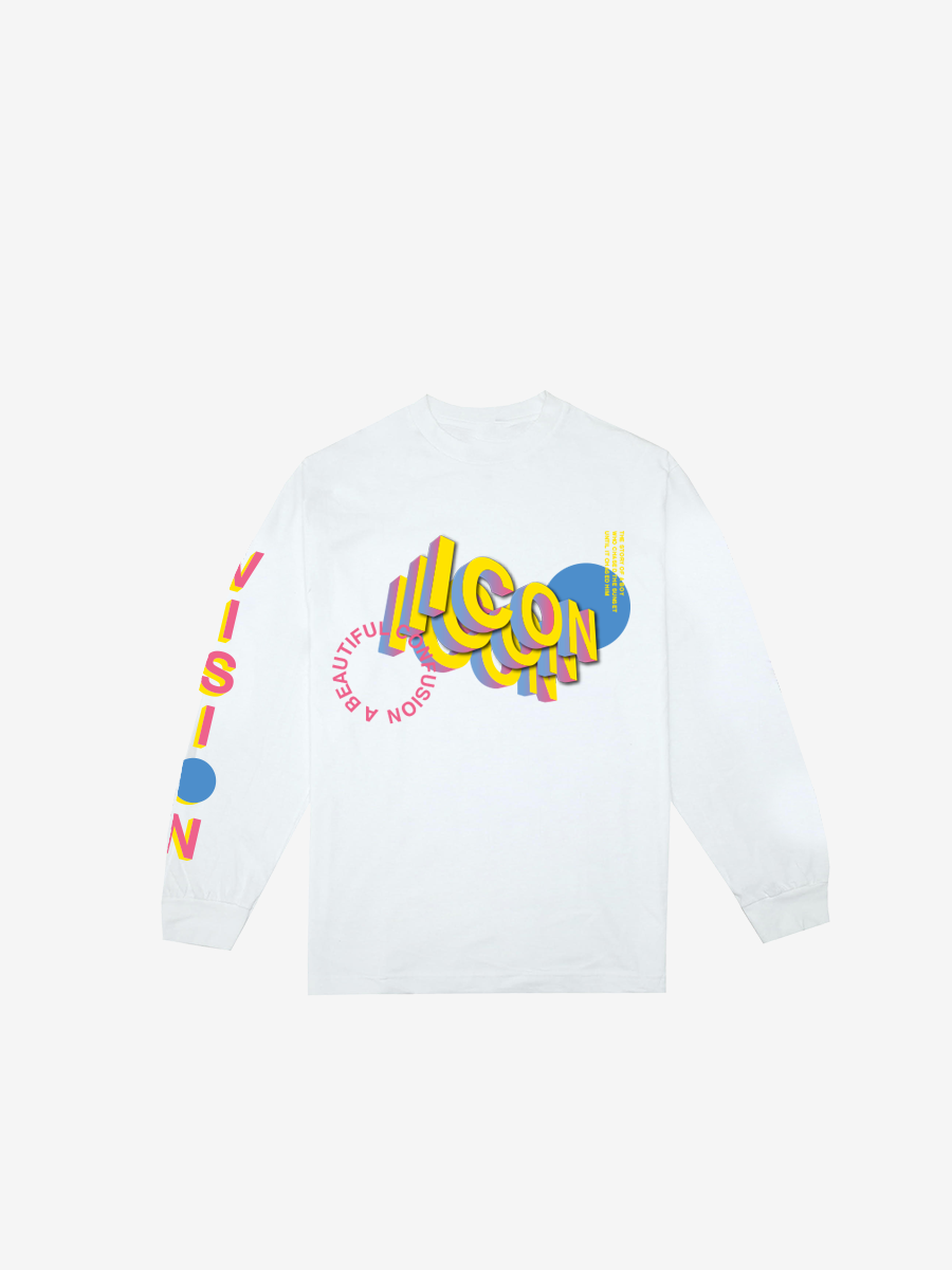 ICON 2 LONG SLEEVE TEE