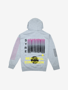 SYRE TOUR HOODIE, GREY
