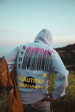 Load image into Gallery viewer, SYRE TOUR HOODIE, GREY