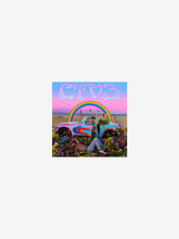 Load image into Gallery viewer, CTV3: COOL TAPE VOLUME 3 BUCKET HAT, TIE DYE + DIGITAL ALBUM
