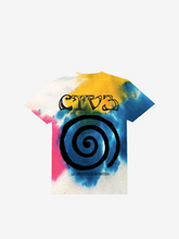 Load image into Gallery viewer, CTV3: COOL TAPE VOLUME 3 TOUR SHIRT, BLOTCH + DIGITAL ALBUM