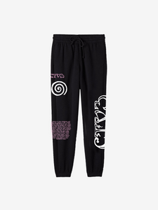 CTV3: COOL TAPE VOLUME 3 TOUR JOGGER, BLACK