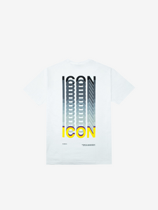 SYRE ICON T-SHIRT, WHITE