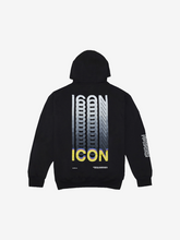 Load image into Gallery viewer, ICON HOODIE, BLACK