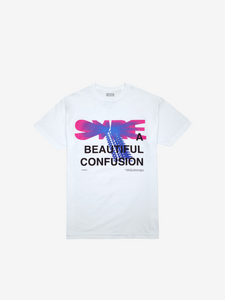 SYRE TOUR T-SHIRT, WHITE