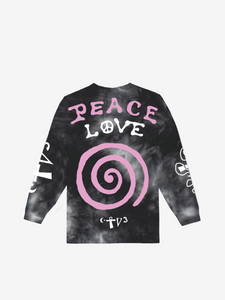 CTV3: COOL TAPE VOLUME 3 PEACE AND LOVE, TIE DYE PINK