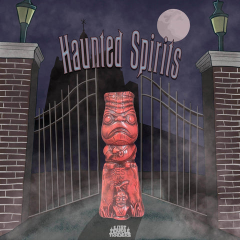 Haunted Spirits: Tombstone Sangre Edition (Shipping Included)