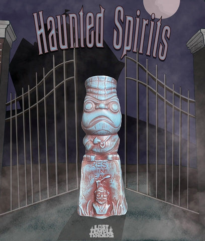 Haunted Spirits: Tombstone Ghost Edition (Shipping Included)