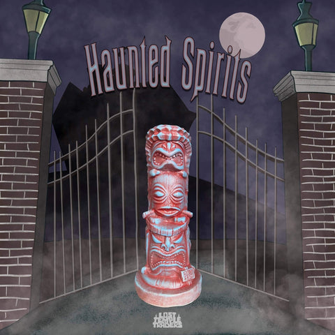 Haunted Spirits: Quicksand Ghost Edition Pre-Sale (Shipping Included)