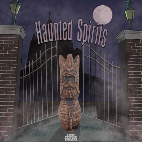 Haunted Spirits: Dynamite Wood Variant (FREE SHIPPING)