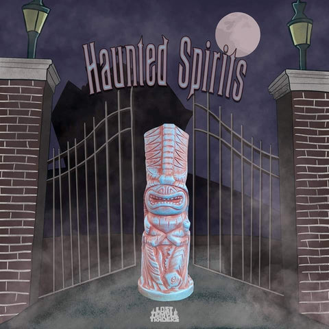 Haunted Spirits: Gator Ghost Edition Pre-Sale (Shipping Included)