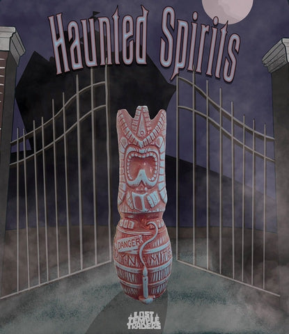 Haunted Spirits: Dynamite Ghost Edition (Shipping Included)