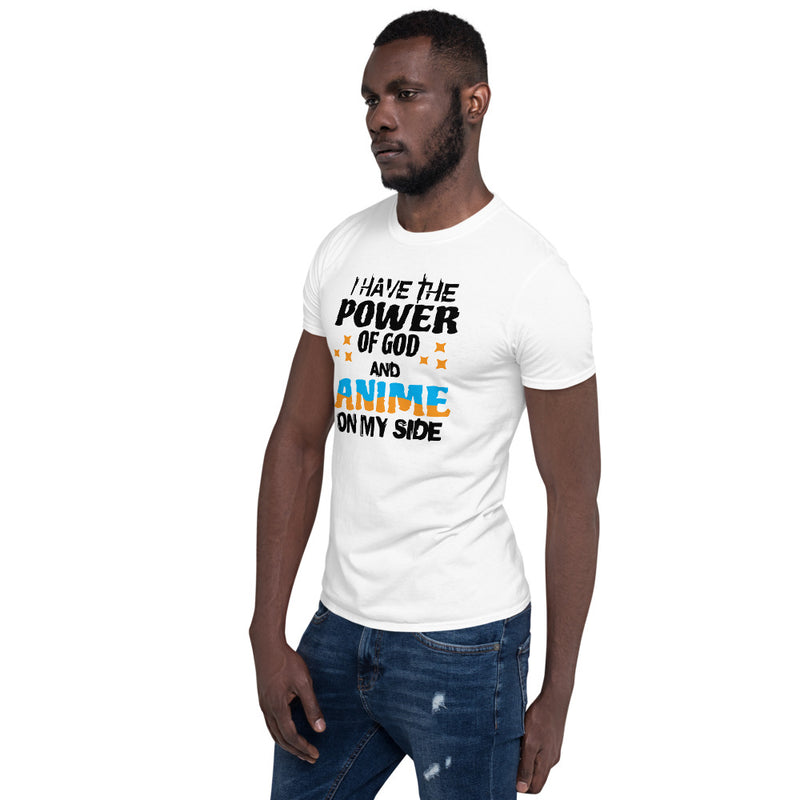 Power of God and Anime Shirt