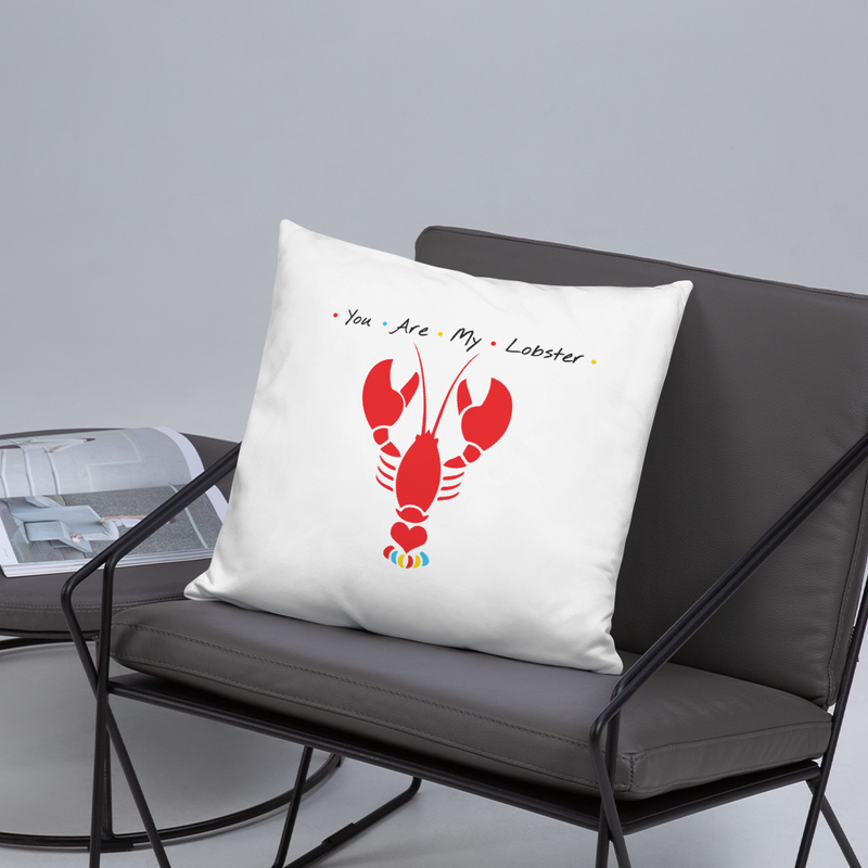 Friends - You are my Lobster Pillow