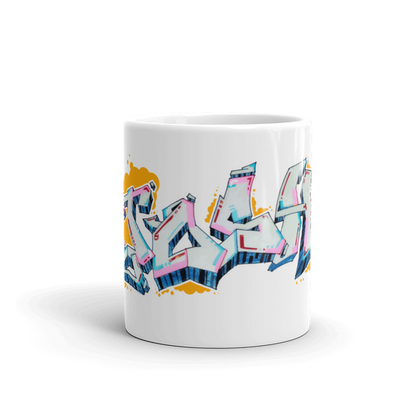 Graffiti Piece Josh Mug