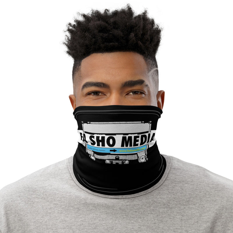 Fa Sho Media Neck Gaiter