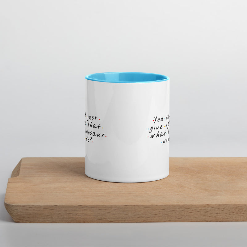 Don't Give up Mug