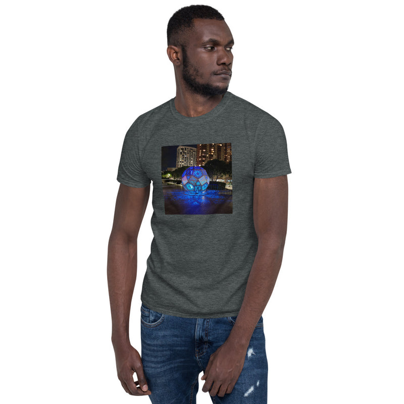 Downtown Los Angeles Night Lights Shirt