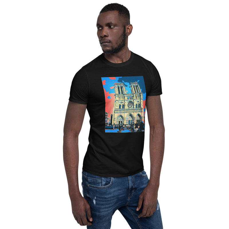 Cathedrale Notre-Dame de Paris Shirt