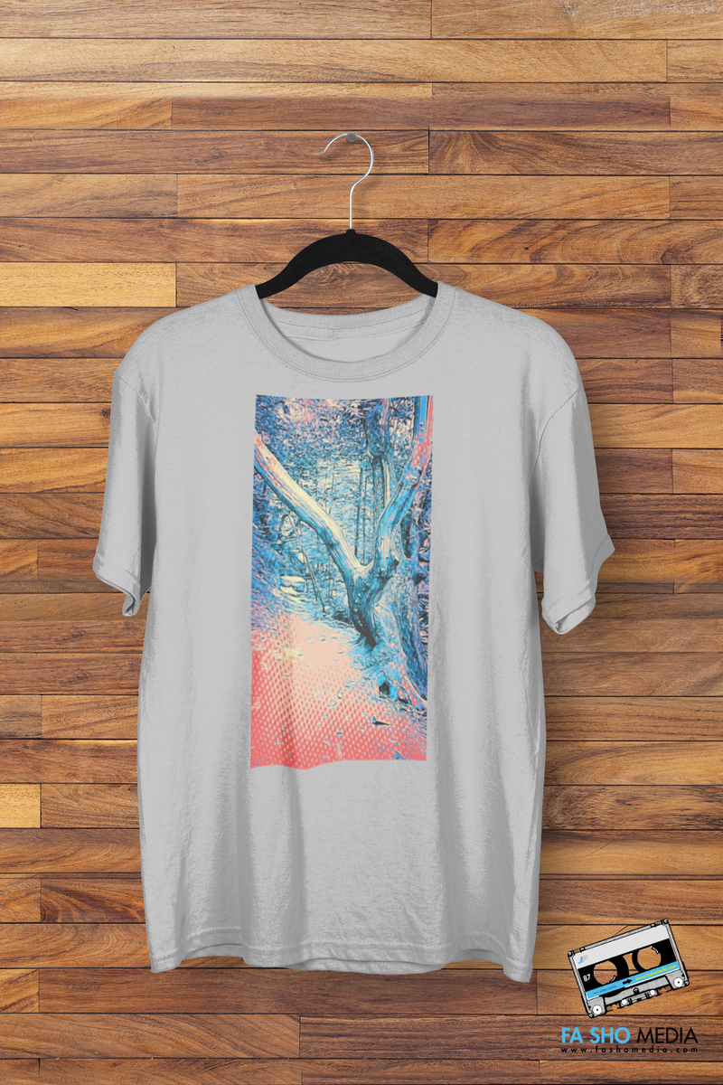 Los Angeles Forest Scenery Millard Campground Shirt