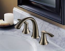 "8"" Wide Spread Lavatory Faucet- KSB8232BN"