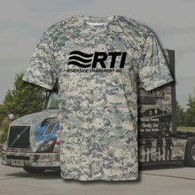 Load image into Gallery viewer, *SPECIAL EDITION* Digital Camo RTI T-Shirt