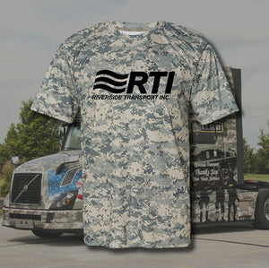 *SPECIAL EDITION* Digital Camo RTI T-Shirt