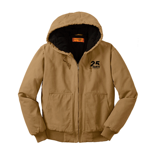 * PREORDER - Cornerstone Insulated Work Jacket - Brown