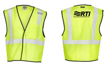 Load image into Gallery viewer, Hi-Vis RTI Safety Vest