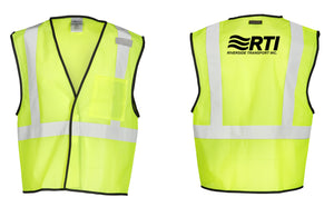 Hi-Vis RTI Safety Vest